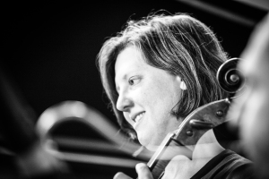 Alison McGillivray, cello